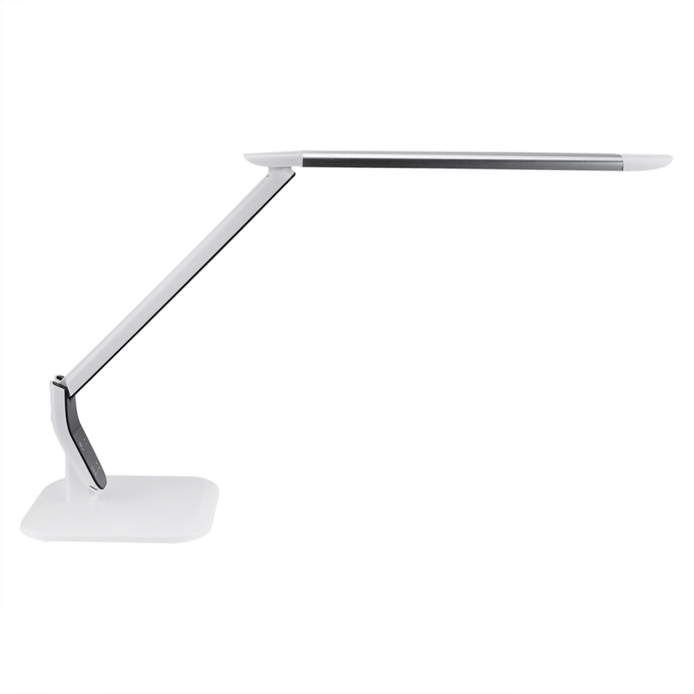 Eye Protection Smart LED Desk Lamp Touch Switch Foldable Dimmable Bedroom Night Lighting EU Plug For Study Room