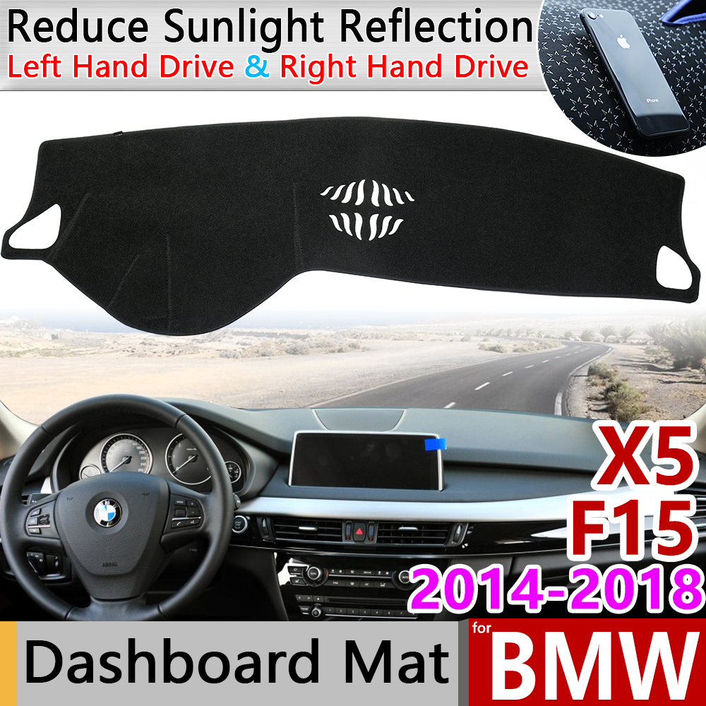 CAR Dashboard Dash Mat DashMatSun Cover Pad BMW X5 2014-2018