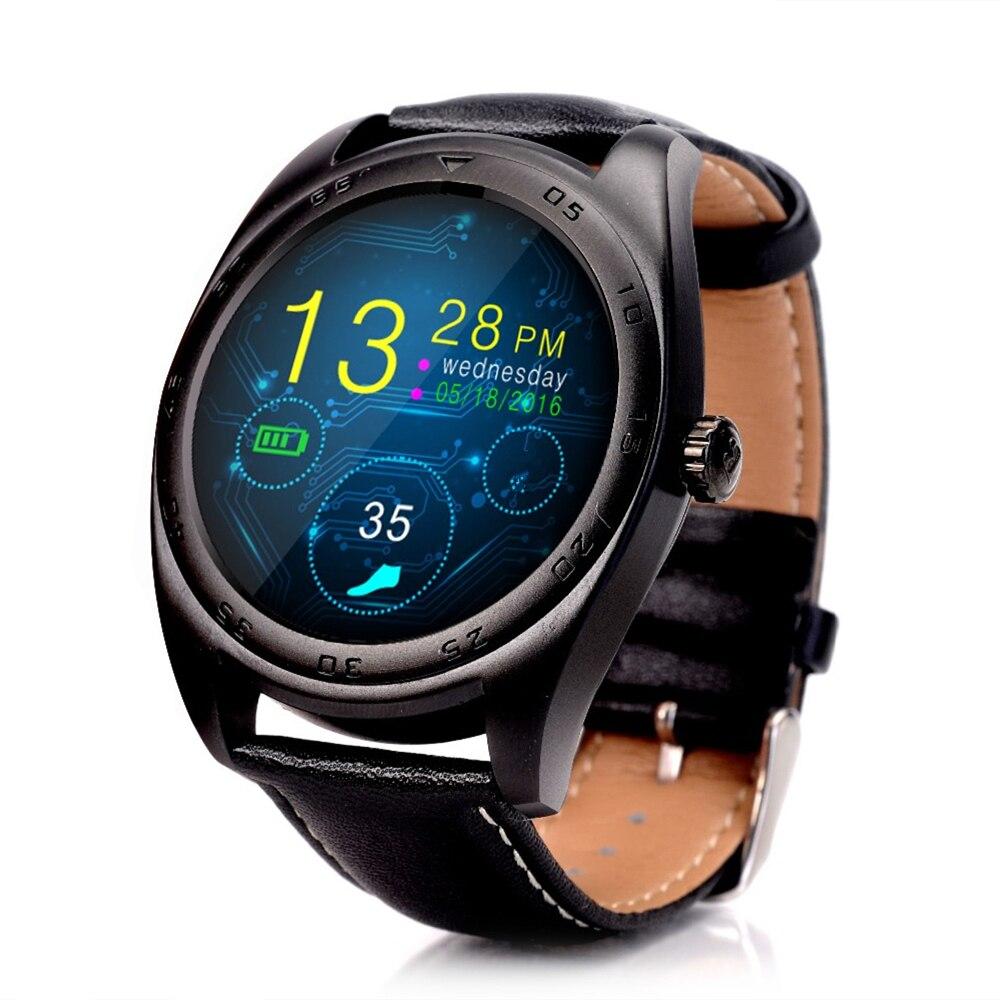 K89 bluetooth monitor de ritmo cardíaco smart watch built-in altavoz micrófono t