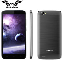 Original Doogee T6 Pro MTK6753 Octa Core 1.5GHz Mobile Phone 5.5inch HD Screen 6250mAh 3GB RAM 32GB ROM Android 6.0 4G LTE Phone