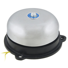 Metal, plastic, alarm Electric bell AC 220V