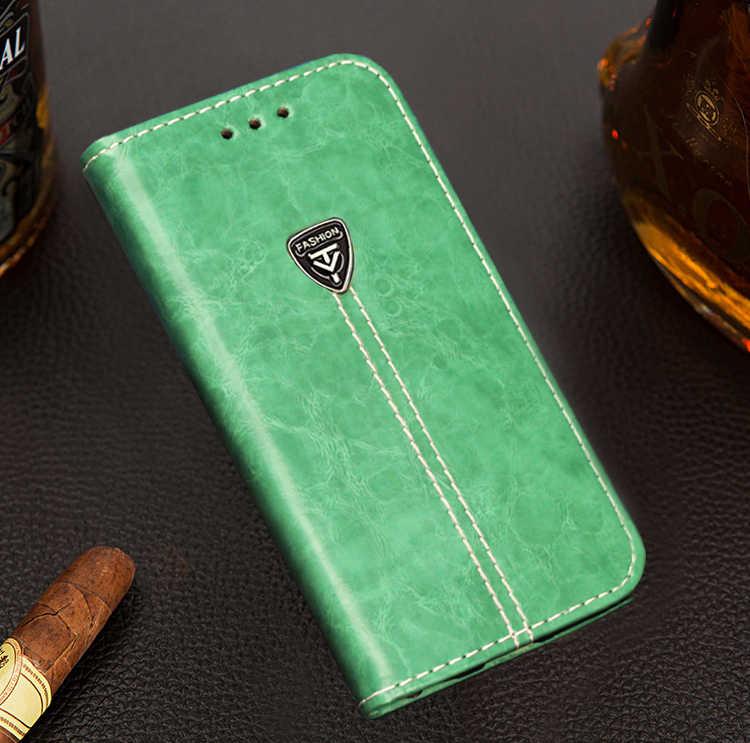 AMMYKI 5.8 'Para Nokia X6 caso Moda Excelente textura de couro back flip tampa da caixa carteira 5.8 'Para Nokia 6.1 Plus X6 TA-1099 caso