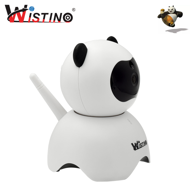 Wistino CCTV WiFi IP Camera 960P Home Security Monitor Surveillance Wireless Audio Camera Mini Baby Monitor Night Vision 1.3mp