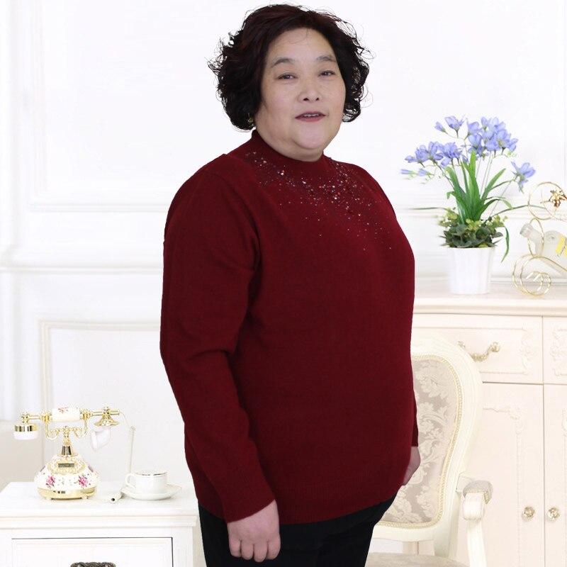 Lâche Chandails forage Noir Chaude Moyen D'âge Pj210 Coréenne Nouveau bourgogne Mode wq0pCnE