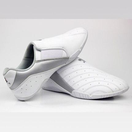 Adult child taekwondo shoes Classic taekwondo shoes martial arts shoes training shoes ...