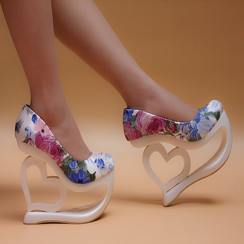 ФОТО 2015 spring wedges single shoes high-heeled shoes sexy fashion t 15cm plolicy women's shoes