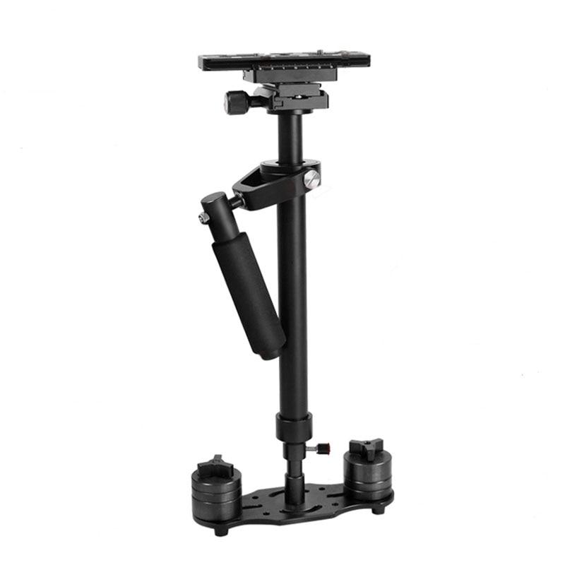 Steadicam s60 el kamera sabitleyici video sabit kamera DSLR fotoğraf - Kamera ve Fotoğraf - Fotoğraf 6