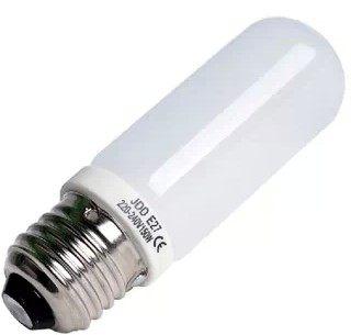 150W Studio Flash lighting bulb JDD E27 E27 mount Modeling Lamp 220v for photographic light Strobe