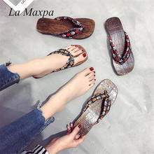 Buy Wooden Sole Sandals And Get Free Shipping On Aliexpresscom
