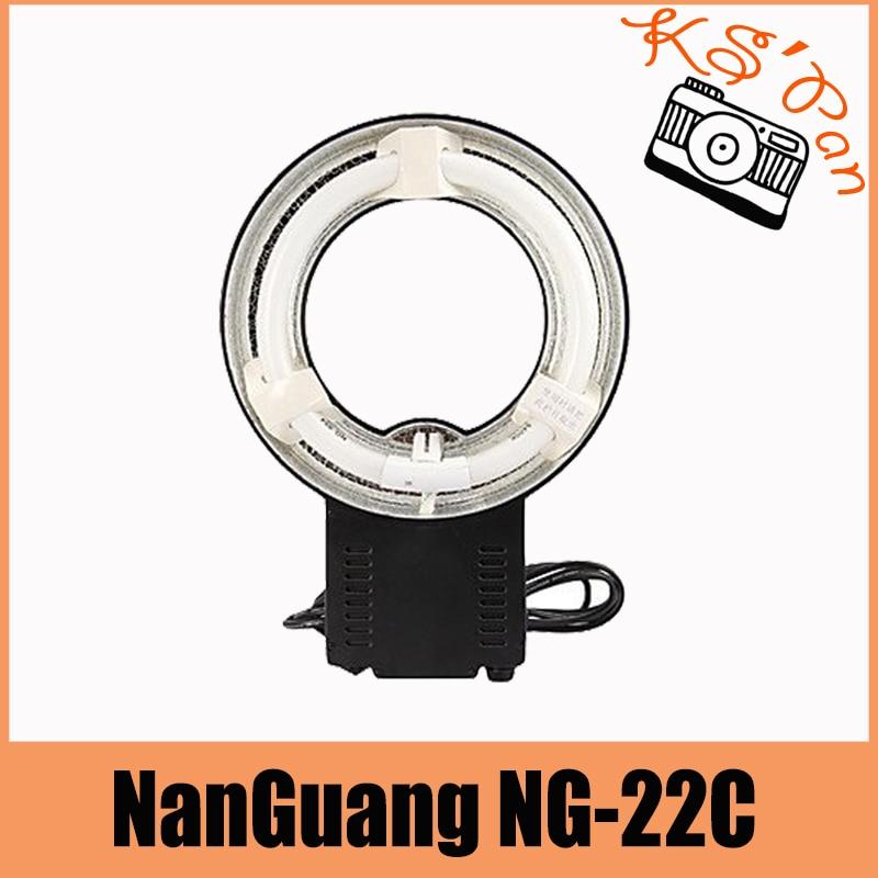 NanGuang Ng-22c photographic equipment studio set lamp photography light circle ring light box