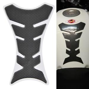 Motorcycle Fule Tank Sticker Tank Pad Tankpad For Yamaha XV250 400 XVS650 950 XV1600 1700 1900 Road Star FZ1 FZ6 FZ8 FZ10 FAZER(China)