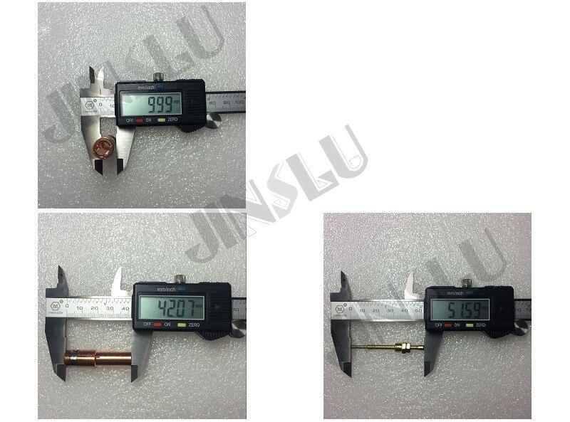 Gun Stud M4 Welding For JINSLU Stud Discharge Welding 50pcs Torch Collet CD Welding For Capacitor
