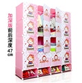 2016 Top Fashion Hot Sale Red White 20 Cubes Cartoon Plastic Children's Cabinet Easy Diy Wardrobe Closet Wardrobes For Sale