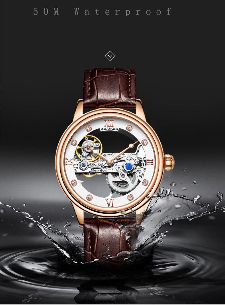 HTB10DMTc21H3KVjSZFBq6zSMXXa7 GUANQIN 2019 men watches top brand luxury Automatic Luminous clock men Tourbillon waterproof gold Mechanical relogio masculino