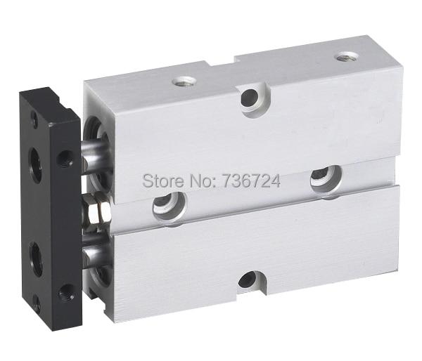 цена на bore 32mm*80mm stroke Double-shaft Cylinder TN series pneumatic cylinder TN32*80