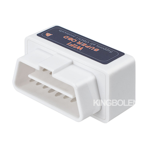Image 5 - ELM327 WIFI With Chip PIC18F25K80 Super Mini V1.5 OBDII OBD2 Auto Diagnostic Tool IOS Android iPhone iPad ELM 327