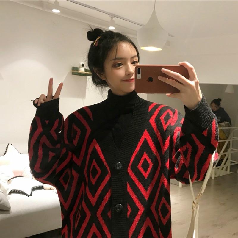 SMILING PINKER Little Girls Long Sleeve Sweater Cardigan Diamond Knit Bolero Shrug