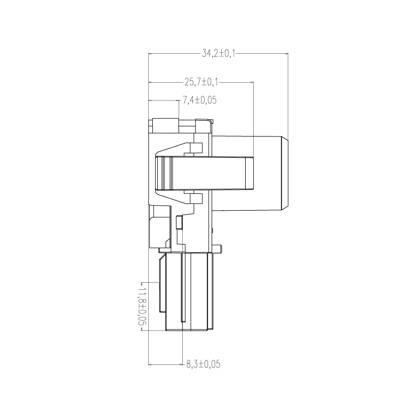 Купить с кэшбэком 89341-33180 PDC Parktronic For Toyota Corolla Verso ZER ZZE12 R1 New Park sensor Anti Radar Detector Distance Control 4pcs/lot