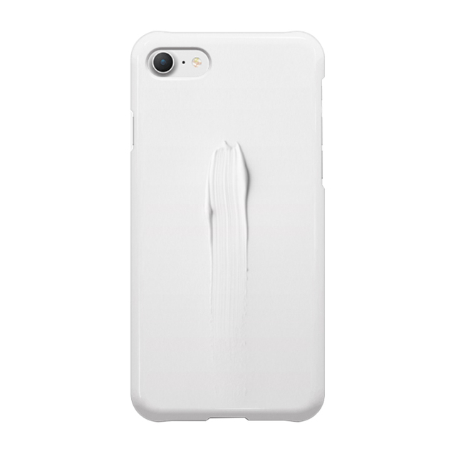 Black White For Iphone 7 Case Silicone Design Painted For Apple