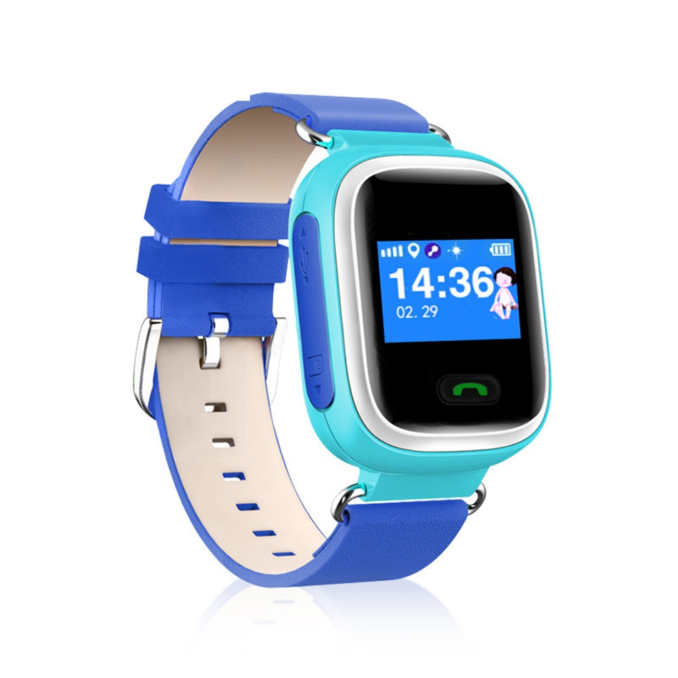 For Your Kids Safe Q60 Smart Watch Kids GPS Tracker Sim Card With Pedometer SMS Voice Chat SOS Alarm Smartwatch mini gsm gps tracker for kids elderly personal sos button track with two way communication free platform app alarm