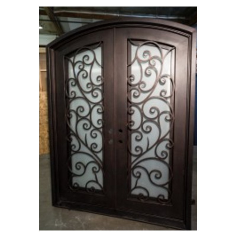 Hench 100% Steel Metal Iron Front House Doors