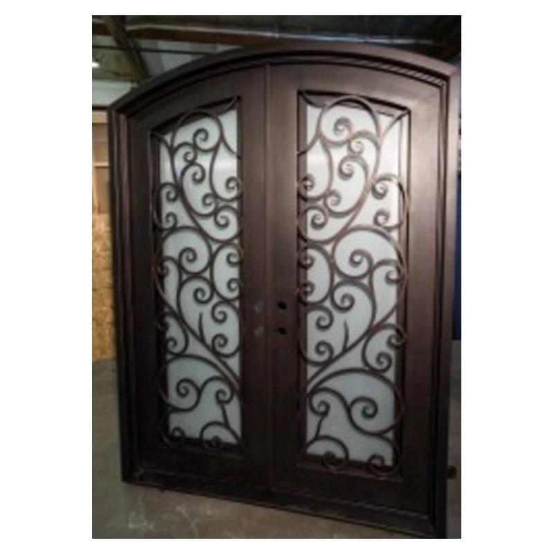 Hench 100% Steel Metal Iron Front House Doors