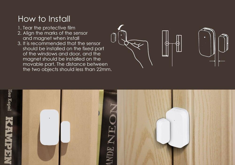 Door and window sensor (4)