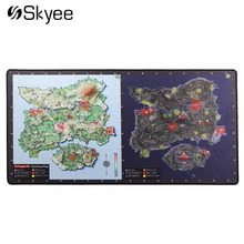 2018 New Rubber Large Size Mouse Pad Plain Extended Map Gaming Mouse Mat PC Computer Laptop Gamer Pad 78.5cmx39cm