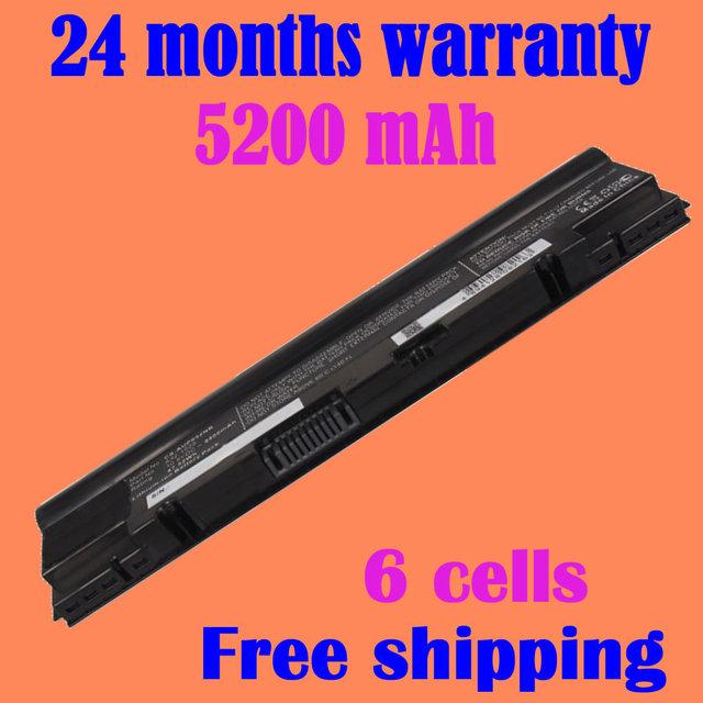 Jigu batería del ordenador portátil para la serie asus eee pc r052c 1225c ro52ce ro52c eeepc 1015cx 225b 1025ce r052c r052ce ro52