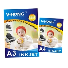 High quality photo printer paper glossy