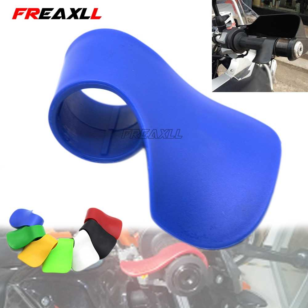 Motorcycle Throttle Clamp Throttle Booster Handvat Clip grips Voor Kawasaki Z125 Z250 Z300 Z650 Z900 KLE650 KL650E KLZ1000 ZR750