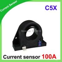 C5X Series Hall Effect Current Sensor 100A High Current Transducer