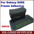 Freeshipping 30 unids Frontal Etiqueta Adhesiva Etiqueta Adhesiva de Gaza Para Samsung s2 i9200 Full Frame Digitalizador Lente de Cristal