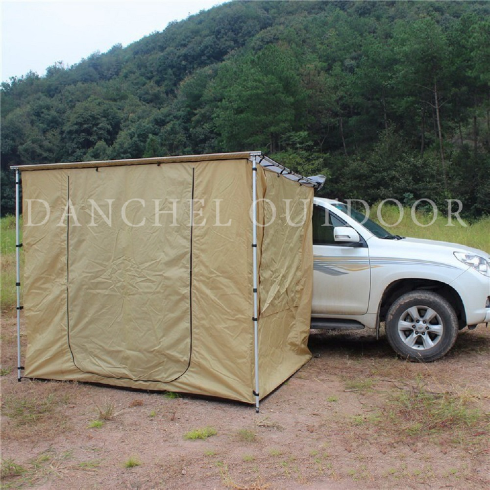 4Wd Awning Tent us $536.93 |car side tent awning with tent room for sun shade shelter,  khaki color 4wd cars sidetent, fit all kind of cars-in tents from sports &