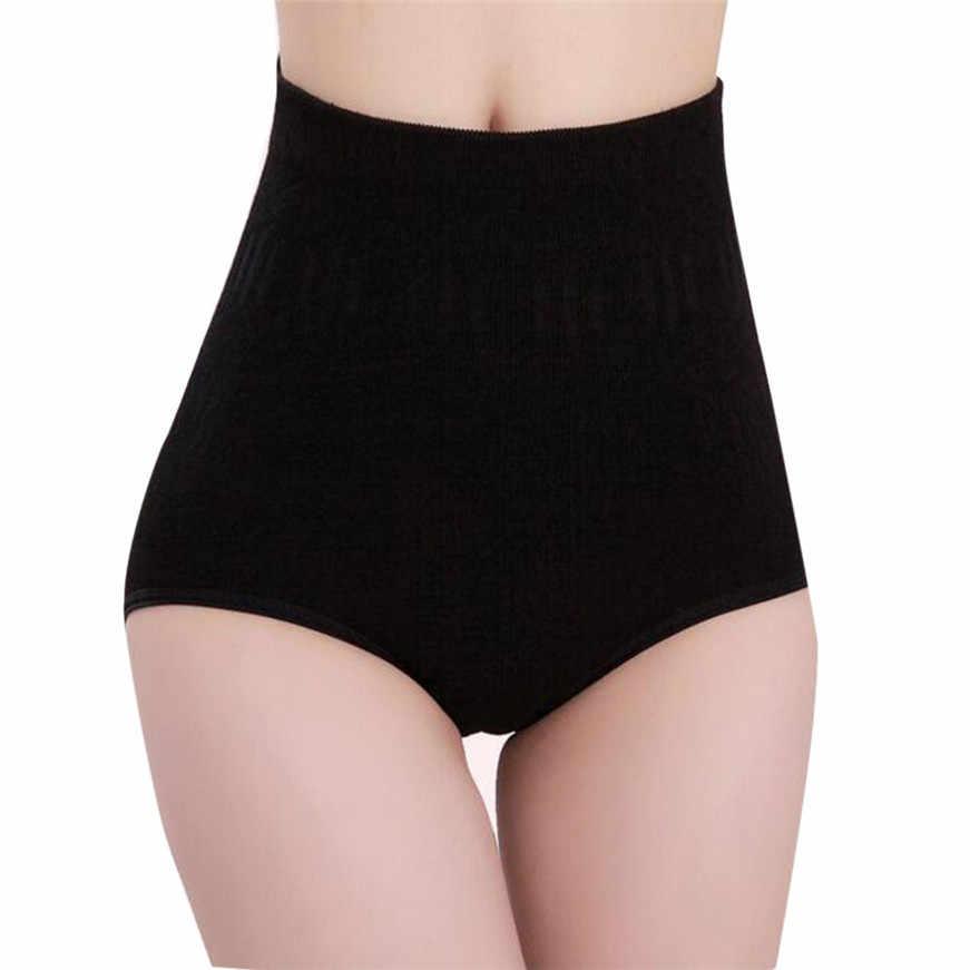 Женское нижнее белье женские трусики много нижнего белья сексуальные  женские с высокой талией животик контроль тела 5c75f3fdf04