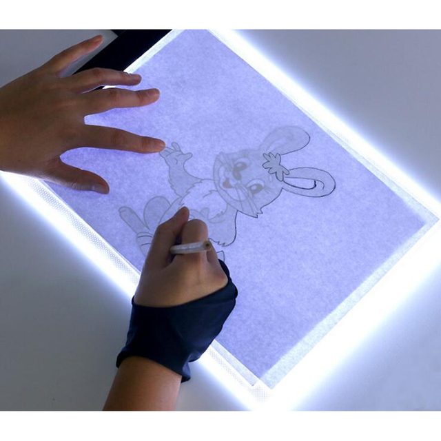 light box diamond painting Dimmable Ultra Thin A4 LED Pad Light Tablet USB  Diamond Embroidery a4 dce514387613