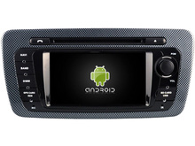Android 5.1.1 CAR Audio DVD player FOR SEAT IBIZA 2009-2013 gps Multimedia head device unit receiver BT WIFI