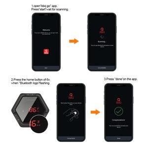 Image 5 - Inkbird IBT 6XS Rode Digitale Thermometer 150ft Bluetooth Draadloze BBQ Thermometer Zes Probe Gratis APP en USB Oplaadbare Batterij