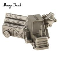 Train Bear My Milk Teeth Curl Trinket Box Set Lanugo Tooth Metal Storage Box Keepsake Boys Girls Baby Shower Favors Souvenir