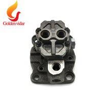 324d 미니 굴삭기 연료 펌프 c9 엔진 연료 전송 펌프 313-6357  cat c7/c9 용 오일 펌프 슈트
