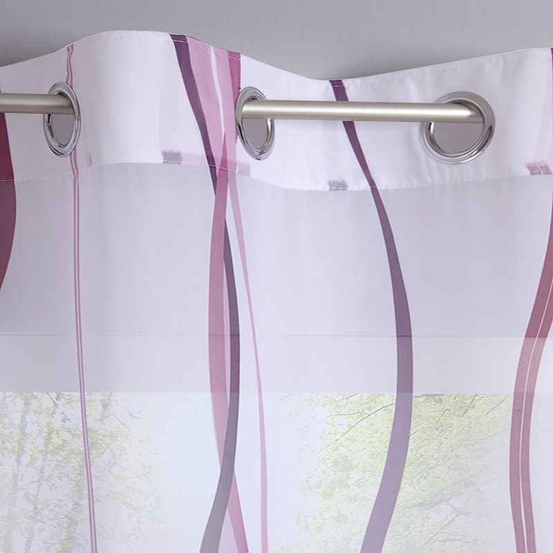 2 sets design de moda impresso ondulado