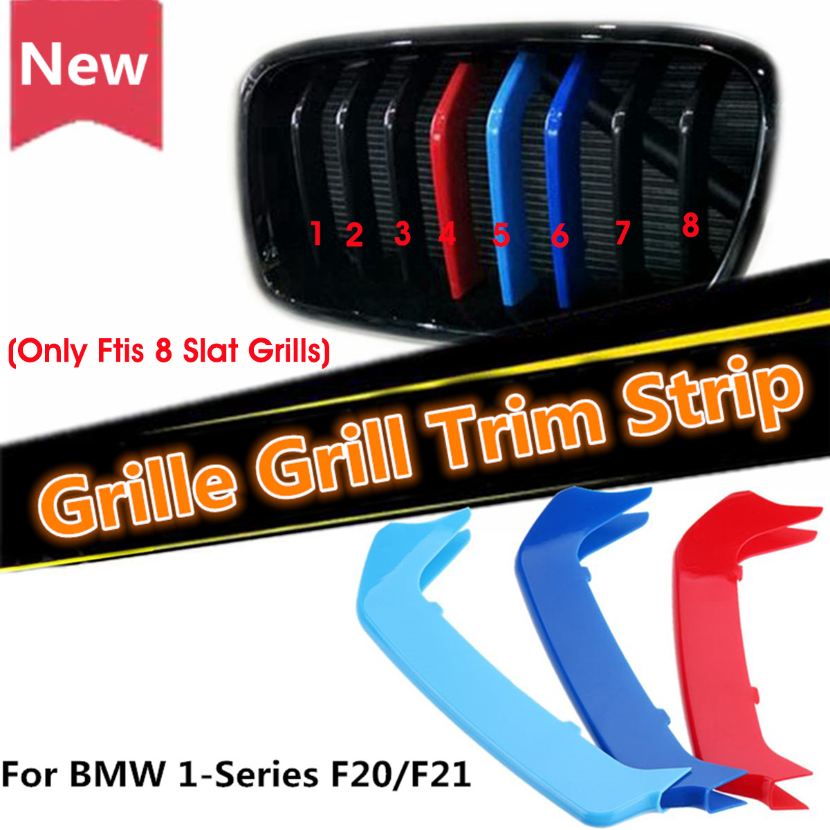 Cheap and beautiful product bmw f20 grill trim in BNS Store