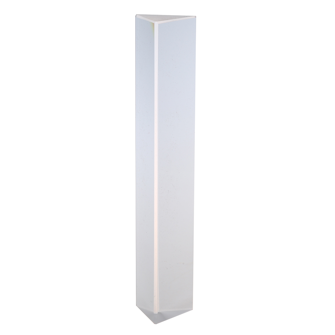6 Inch Optical Glass Triple Triangular Prism Physics Teaching Light Spectrum 15 In Prisms From