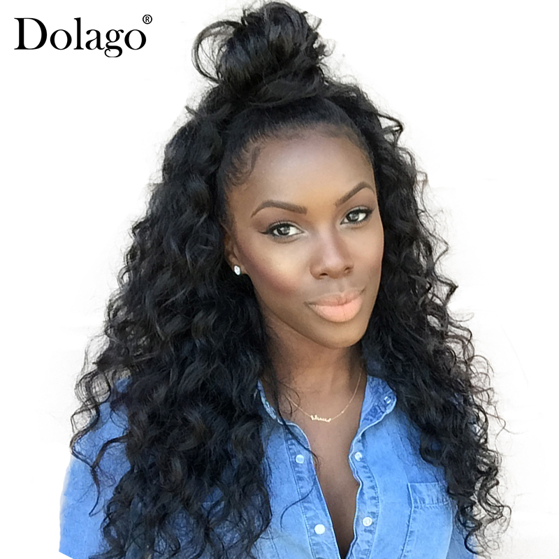 Loose Wave Lace Front Human Hair Wigs For Women Remy Long Brazilian Lace Frontal Wig Glueless