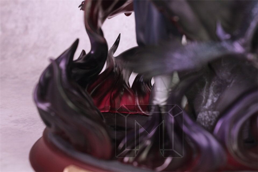 MODEL FANS IN-STOCK MODEL PLACE NARUTO Uchiha Itachi Amaterasu GK resin  statue figure for Collection