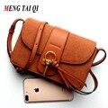 Genuine Leather Bag Women Messenger Shoulder Bag Ladies Handbags Real Leather Women Bag Luxury Brand 2016 New Fashion Handbag 3