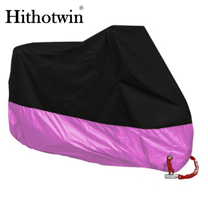 M-4XL New Arrival Waterproof Motorcycle Cover Outdoor Uv Protector Bike Rain Dust Prevention Motorbike Motor Moped Scooter Cover