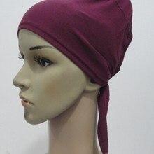 H947a стиль галстук сзади хлопок нижнее белье, мусульманские шляпы, разные цвета