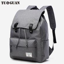 Новый TUGUAN Для женщин рюкзак Винтаж Водонепроницаемый школьная сумка для Gilr Повседневное Англия туристические рюкзаки Mochila Feminina rugzak