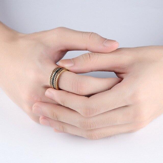 Купить модные креативные для мужчин s кольца ювелирные изделия кольца картинки